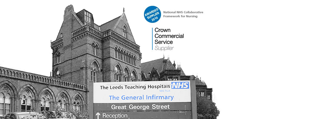 Crown Commercial Supplier – Agency staffing in the NHS update