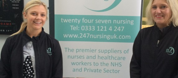 Twenty Four Seven launches first ever Liverpool recruitment days for nurses