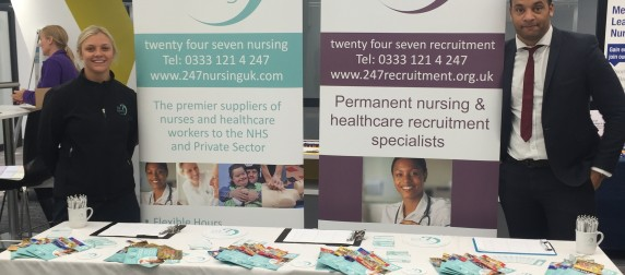 April recruitment days – nurses, healthcare assistants, support workers
