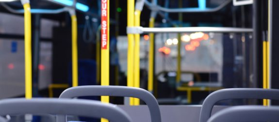 Safety advice for when using public transport and travelling alone