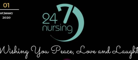 Twenty Four Seven Nursing Staff Newsletter