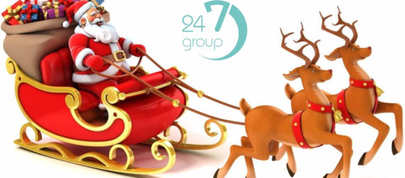 Spreading the festive Cheer with prize giving advent calendar